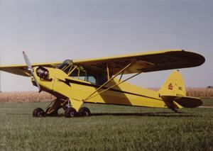 1946 Piper J-3 Cub