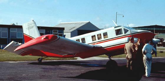 1973 Evangel 4500